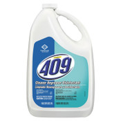 Clorox Formula 409 Cleaner Degreaser/Disinfectant, 1 Gallon Bottle, 4/CA, #CLO35300CT