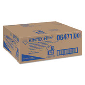 Kimberly-Clark Professional KIMTECH WETTASK System, 12 in x 12 1/5 in 90 per Roll, 6/CA, #6471