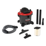 Ridge Tool Company 6 Gallon NXT Wet/Dry Vac, 1/EA, #62698