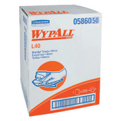 Kimberly-Clark Professional WypAll L40 Professional Towels, Pop-Up Box, White, 1/ROL, #5860