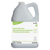 Diversey Carpet Shampoo, Floral, 1gal Bottle, 4/CT, #DVO95002689
