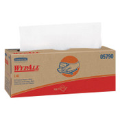 Kimberly-Clark Professional WypAll L40 Wipers, Pop-Up Box, White, 9/CA, #5790