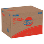Kimberly-Clark Professional WypAll X80 Towels, Brag Box, Blue, 160 per box, 1/BX, #41041
