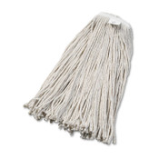 Boardwalk Cut-End Wet Mop Head, Cotton, No. 32, White, 12/EA, #BWK2032CCT