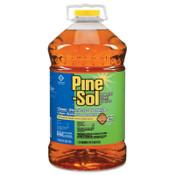 Clorox Pine-Sol Liquid Cleaner, Disinfectant, Deodorizer, Pine Scent, 144 oz Bottle, 3/CA, #CLO35418CT