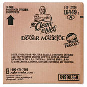 "Procter & Gamble Mr. Clean Magic Eraser Extra Power, 4 3/5"" x 2 2/5"", White, 30/CA, #PGC16449"