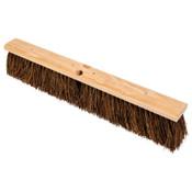 Advance Brush Heavy Floor Sweeps, 24 in Hardwood Block, 4 in Trim, Palmyra, 1/EA, #89322