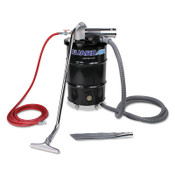 Guardair Complete Vacuum Unit, 30 gal, 24 in Crevice Tool and 4 in Wand, 1/EA, #N301DC