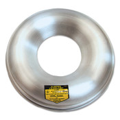 Justrite Cease-Fire Parts - Heads Only, Cover w/Hole, For 4 1/2 & 6 gal. Drums, 12 1/8 in, 1/EA, #26506