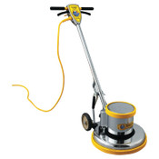 "MERCURY FLOOR MACHINES PRO-175-17 Floor Machine, 1.5 HP, 175 RPM, 16"" Brush Diameter, 1/EA, #MFMPRO17"