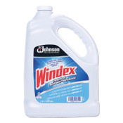 Diversey Glass Cleaners with Ammonia-D, 1 gal, Can, 4/CT, #SJN696503