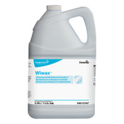 Diversey Wiwax Cleaning & Maintenance Emulsion, Liquid, 1 gal Bottle, 4/CT, #DVO94512767