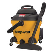 Shop-Vac Peak HP Contractor Wet Dry Vacuums, 10 gal, 4.0 hp, Accessories Included, 1/EA, #9627010