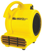Shop-Vac Mini Air Mover, 1.5 A, 120 V, 10 ft Cord, 1/EA, #1032000