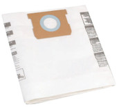 Shop-Vac Disposable Collection Filter Bags, For 5 - 10 gal. Vacs (Side Inlets Only), 3/PKG, #90661
