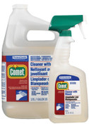 Procter & Gamble Comet Cleaner with Bleach, 32 oz Trigger Spray Bottle, 8/PK, #PGC02287CT