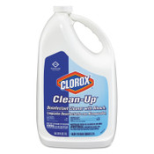 Clorox Clean-Up Cleaner with Bleach, 128 oz Bottle, 4/CA, #CLO35420CT