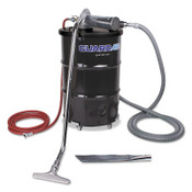 Guardair Complete Vacuum Unit, 55 gal, 24 in Crevice Tool and 4 in Wand, 1/EA, #N551DC