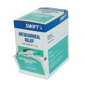Honeywell Antidiarrheal Relief, Individually Wrapped, 1/BX, #1751001