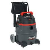 Ridge Tool Company 2-Stage Wet/Dry Vacuums, 16 gal, 6.5 hp, 1/EA, #50363