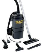 Shop-Vac Back Pack Vacuums, 7 qt, 2 hp, 1/EA, #2850010