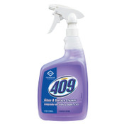 Clorox Formula 409 Glass & Surface Cleaners, 32 oz Trigger Spray Bottle, 9/CA, #CLO35293CT