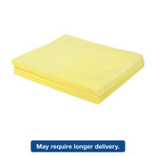 Boardwalk Dust Cloths, 18 x 24, Yellow, 1/CT, #BWKDSMFPY
