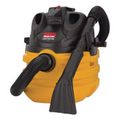 Shop-Vac Peak HP Contractor Wet Dry Vacuums, 5 gal, 6.0 hp, Accessories Included, 1/EA, #5870210