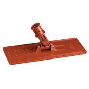 3M Doodlebug Threaded Pad Holder, 3 3/4 in Pad, 9 in Handle, Orange, 1/CA, #7000052515