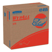 Kimberly-Clark Professional WypAll X70 Workhorse Rags, Pop-Up Box, White, 10/CA, #41455