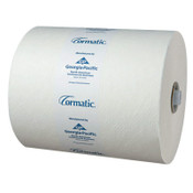 Georgia-Pacific Cormatic Hardwound Roll Towels, 8 1/4 x 700ft, White, 6/CT, #GPC2930P