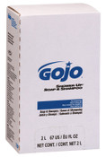 Gojo Shower Up Soap & Shampoo, 4/EA, #723004