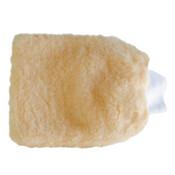 "Magnolia Brush Wash Mitt with Cuff, 8"" Wide x 12"" High, Peach, 12/EA, #400"