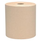 Kimberly-Clark Professional Scott Towels, Hard Roll, Natural, 12/CS, #4142