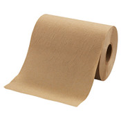 """MORCON Hardwound Roll Towels, 8"""" x 350ft, Brown, 12/CT, #MORR12350"""