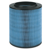 Ridge Tool Company Wet/Dry Vacuum Fine Dust Filters, For Ridgid Wet/Dry Vacs 5 Gal and LargerWD1450, 1/EA, #72952