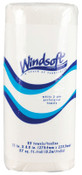 Windsoft Perforated Roll Towels, White, 100 per roll, 30/CA, #WIN1220CT