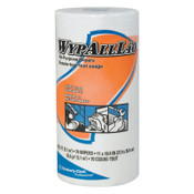 Kimberly-Clark Professional WypAll L40 Wipers, White, 70 per roll, 24/CS, #5027