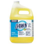 Procter & Gamble Dawn Manual Pot & Pan Dish Detergent, 1 gal Bottle, 4/CA, #PGC57444CT