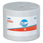 Kimberly-Clark Professional WypAll X50 Wipers, Jumbo Roll, White, 1,100 per roll, 1/RL, #35015