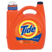 Procter & Gamble Ultra Liquid Tide Laundry Detergents, 150 oz Bottle, 4/CA, #PGC23064