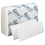 Georgia-Pacific BigFold Z Premium Replacement Paper Towels, C-Fold, White, 1/CT, #GPC20887