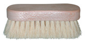 Magnolia Brush Utility Scrub Brushes, 6 1/4 in Hardwood Block, 1 1/2 in Trim L, White Tampico, 12/EA, #166