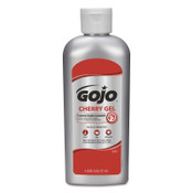 Gojo Cherry Gel Pumice Hand Cleaners, Cherry, Squeeze Bottle, 6 oz, 1/EA, #235215