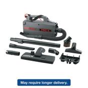 Oreck Commercial Commercial XL Pro 5 Canister Vacuum, 120 V, Gray, 5 1/4 x 8 x 13 1/2, 1/EA, #ORKBB900DGR