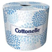 Kimberly-Clark Professional Kleenex Cottonelle Bathroom Tissue, 4.09 in x 4 in, 172.46 ft, 60/CS, #17713