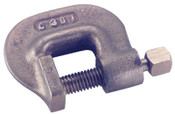 Ampco Safety Tools Clamps, Square Head, 3 in Throat Depth, 11 1/2 in L, 1/EA, #C306
