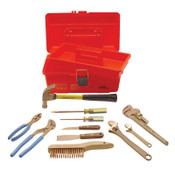 Ampco Safety Tools 12 Pc. Tool Kits, 1/KIT, #M48