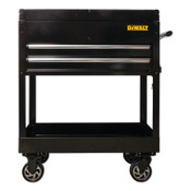 DeWalt Utility Cart With Sliding Top, Black, 1/EA, #DWMT78088