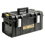 DeWalt ToughSystem DS300 Cases, 21 3/4 in x 13 1/8 in x 12 1/8 in, Black, 1/EA, #DWST08203